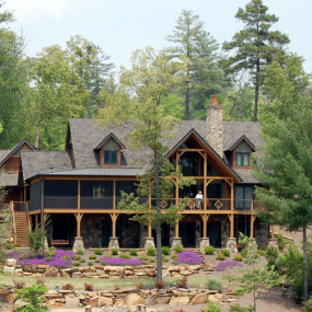 Timber Frame Home Planning