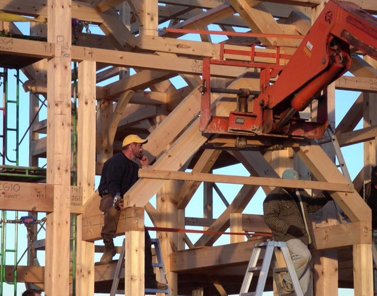 Timber Frame Professionals