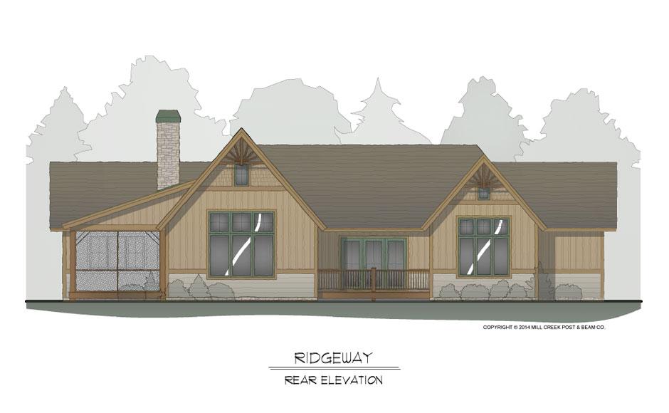 Ridgeway Timber Frame Design