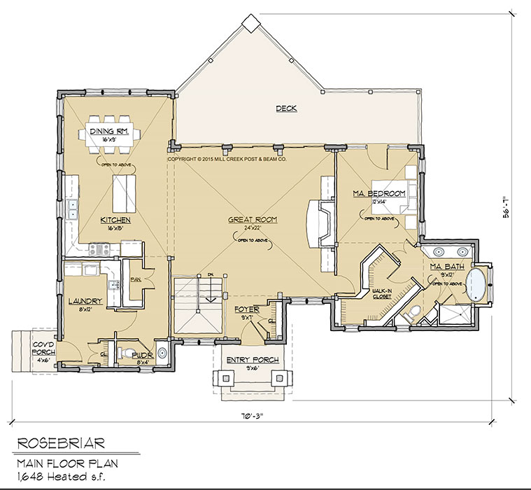 Exciting Briar Rose House Plan Ideas Best Interior