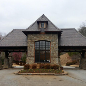 Cliffs Mountain Park Gatehouse