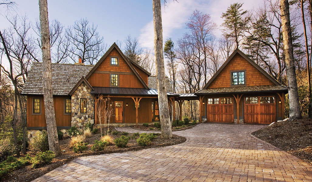 Timber Frame Exteriors Gallery | Mill Creek Post & Beam