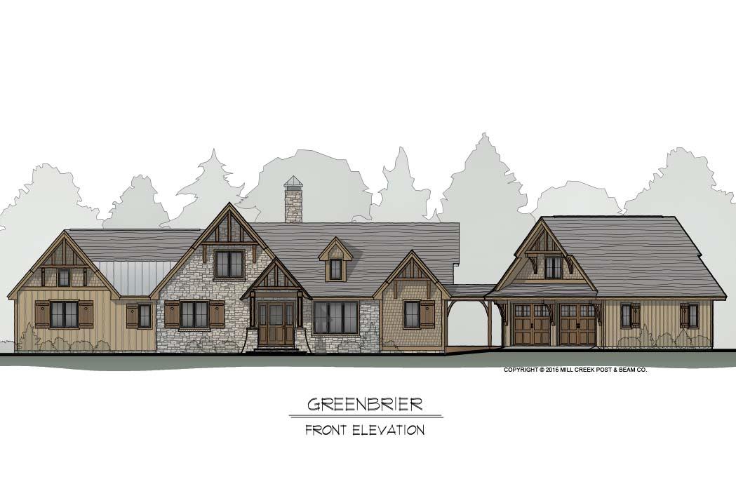 Greenbrier Timber Frame